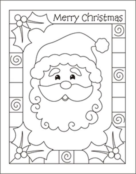 printable christmas coloring postcards christmas coloring cards for kids printable free