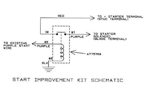 deere stx38 pto switch wiring diagram wiring diagram