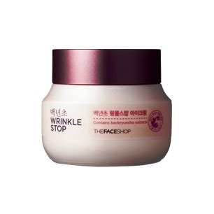 Nourish Wrinkle Remover Foam Anti Aging Series antiaging wrinkle stop sg beautique