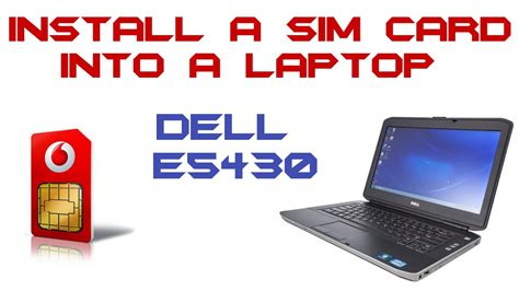 how to make a sim card into a micro sim how to install a sim card into a laptop dell latitude
