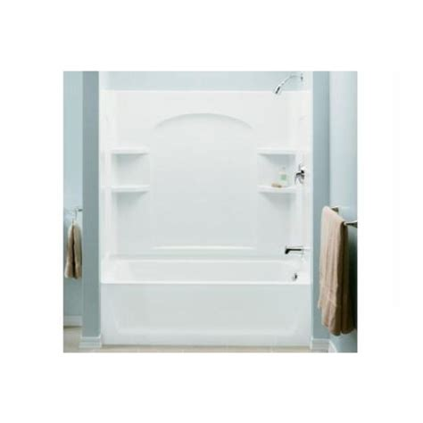 Sterling Shower Units by Sterling 71220120 0 Ensemble Ensemble Bath Shower Unit 60