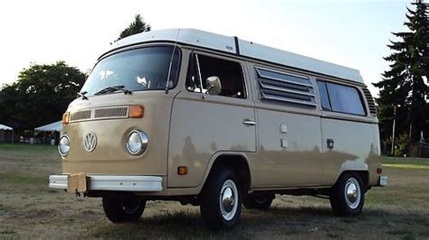 volkswagen vanagon 79 sell used mint museum quality 79 westfalia 65k og