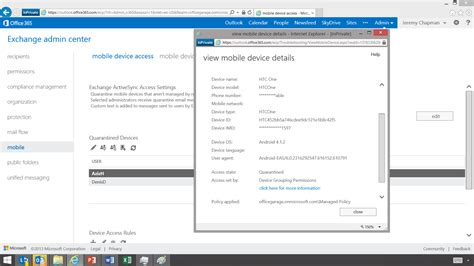 Office 365 Outlook Blackberry The Garage Series Managing Ios Android And Windows