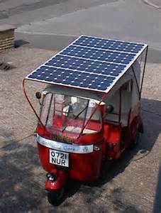 Solar Electric Vehicles In India Omics Publishing Vehicles Using Solar Power