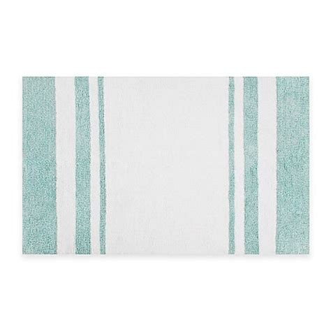 Cotton Reversible Bathroom Rug Park Reversible Cotton Bath Rug Bed Bath Beyond