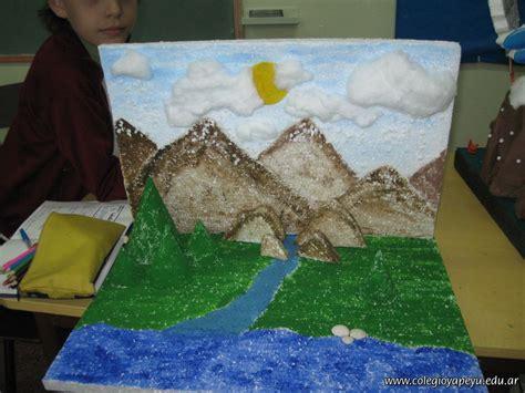 trabajo de maquetas de costas maquetas escolares relieve maquetas de relieve en plastilina buscar con google