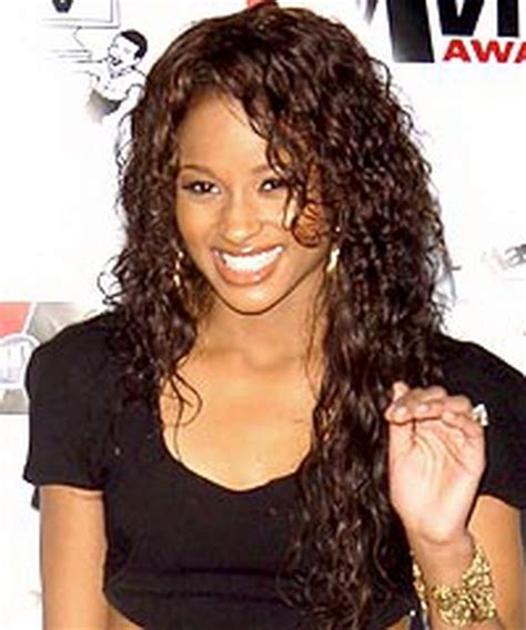 wet and wavy hair black women wet curly hairstyles