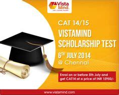 Scholarship Exams For Mba In India by Cat On Cat Career And September