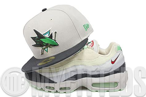 Sweet Home New Era by San Jose Sharks Earthstone Carbon Graphite Sweet Honeydew