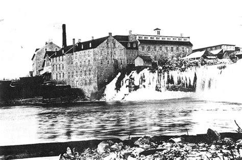 Rideau Poudré 1890 by Histoire Foresti 232 Re De L Outaouais Fairbairn Et Les Maclaren