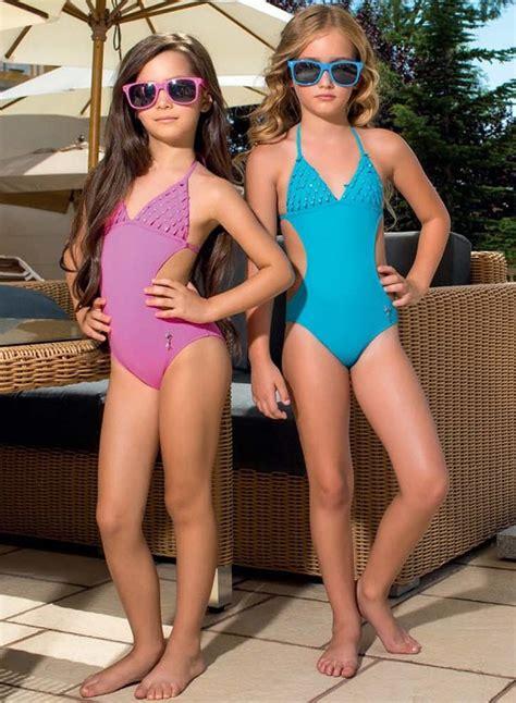 Как выбирать детские купальники для девочек фото