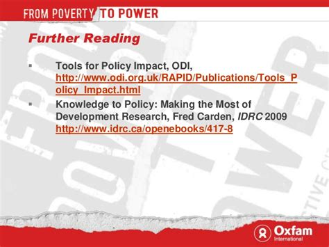 From Poverty To Power Ngos And Advocacy