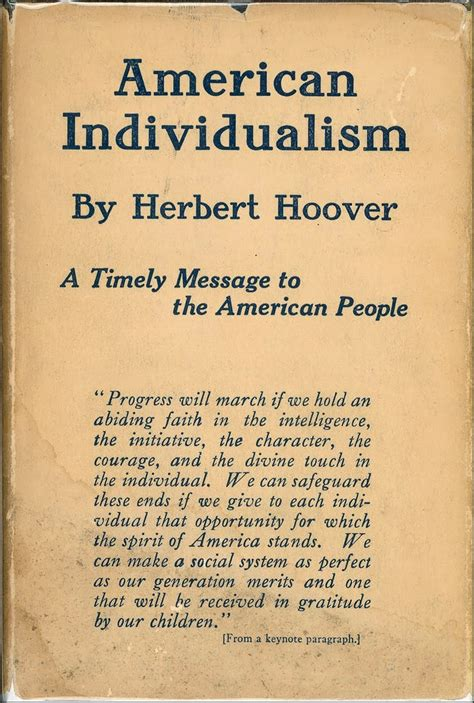 herbert hoover rugged individualism herbert hoover rugged individualism roselawnlutheran