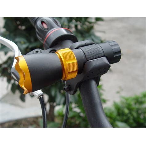 Bike Bracket Mount Holder For Flashlight Ab 295 bike bracket mount holder for flashlight ab 2952 black jakartanotebook