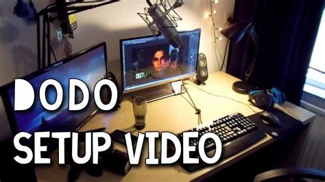 youtube film setup dodo setup video quot waar ik mee film en edit quot youtube