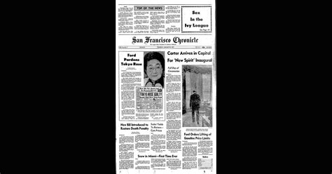 chronicle covers tokyo roses front page double  sfchroniclecom