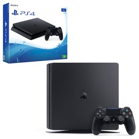 Sony Playstation 4 Slim playstation 4 slim 1tb console the gamesmen