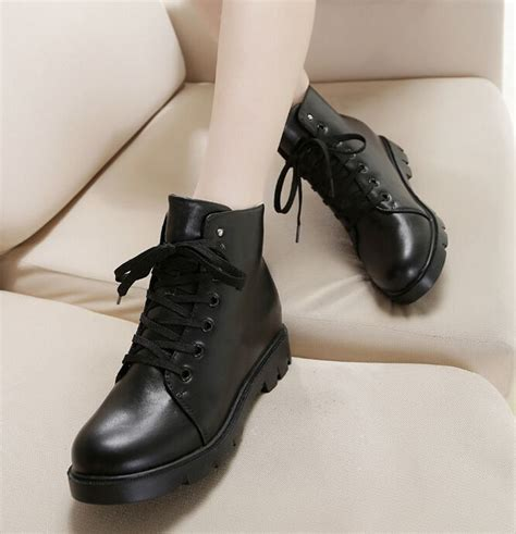 Heels Boot Korea Gds 284 korean womens shoes search te tengo a mis pies shoes flat ankle boots
