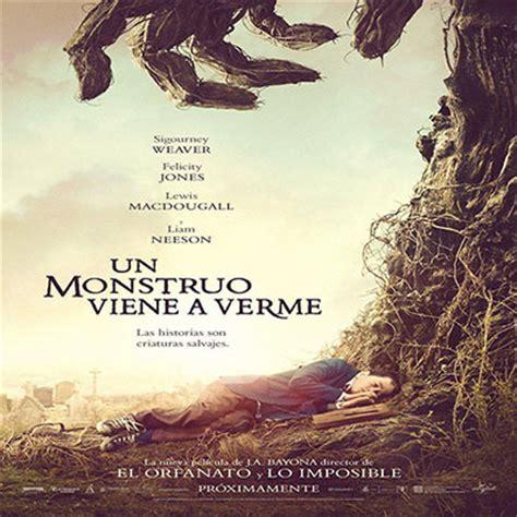 un monstruo viene a un monstruo viene a verme historias de siempre en cine adolescentes adolescencia a trav 233 s