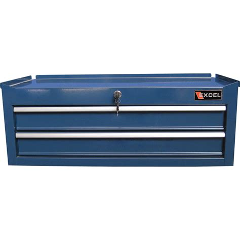 excel intermediate tool chest 26in 2 drawers model
