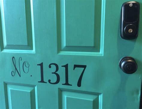 Nomor Rumah Unik inspirasi desain unik nomor rumah rumah dan gaya hidup