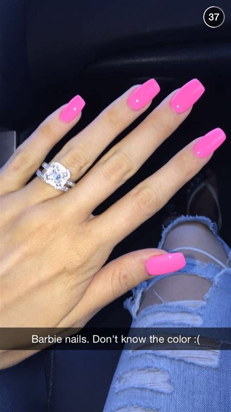 pink nail colors best 25 pink nails ideas on pink nail