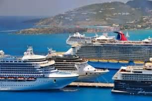 port maarten destination where the cruise ships come