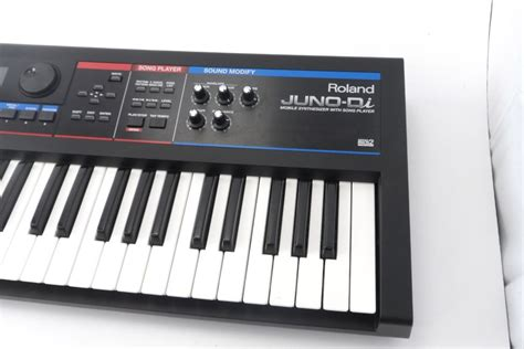 Keyboard Roland Juno Di used roland juno di keyboard 61 key keyboards go