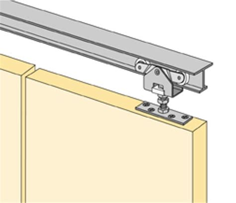 bifold cabinet door hardware grant hardware sliding door hettich 1260 series door