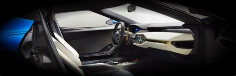 ford supercar interior all ford gt will get one of a interior matt ford