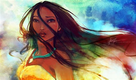 color of the wind colors of the wind disney princess fan art 24657190
