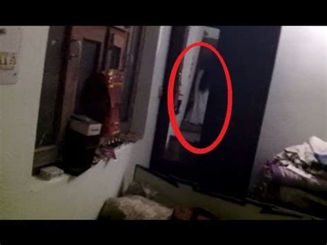 annabelle doll look alike ghost on in mirror scary ghost