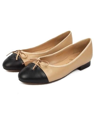 Jual Flat Shoes Chanel Ballerina Black Mirror Quality Lambskin 23 best chanel flats images on outs chanel flats and chanel shoes flats