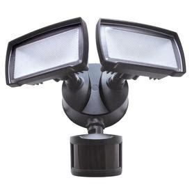 lowes exterior security lights shop motion sensor flood lights at lowes com
