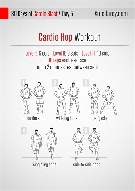 cardio exercises at home sporting edge physiotherapy