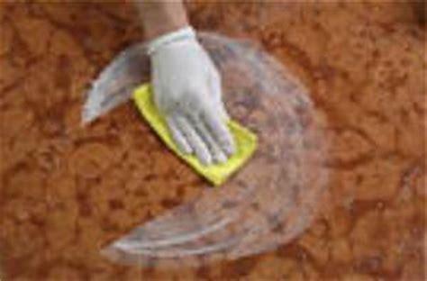 Granit Flecken Polieren by Ernfernen Kratzer Marmor Und Kalkstein Marble