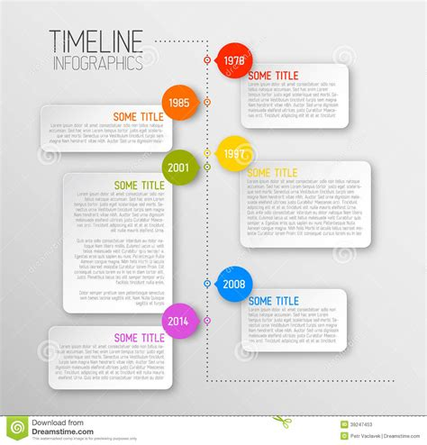 timeline infographic template 10 best images of timeline template infographic