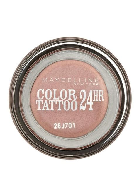 maybelline color tattoo rose gold best 25 maybelline color ideas on