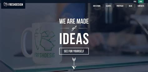web page background design inspirational exles of video backgrounds in web design