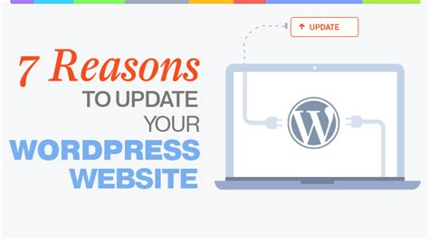 7 Reasons To Update Your Work Out 7 reasons to update your website tis india