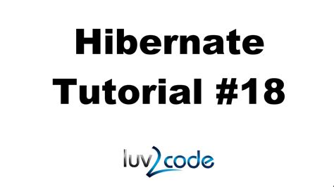 hibernate tutorial video youtube hibernate tutorial 18 reading objects with primary key