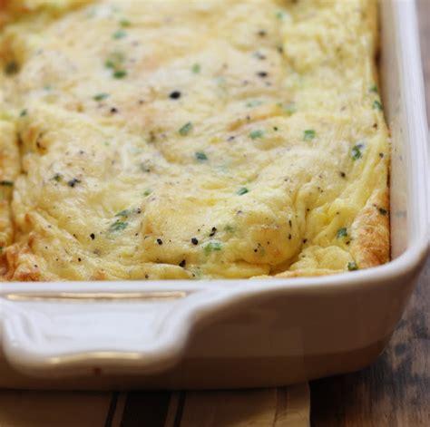 egg strata steffens hobick white cheddar chive egg strata recipe