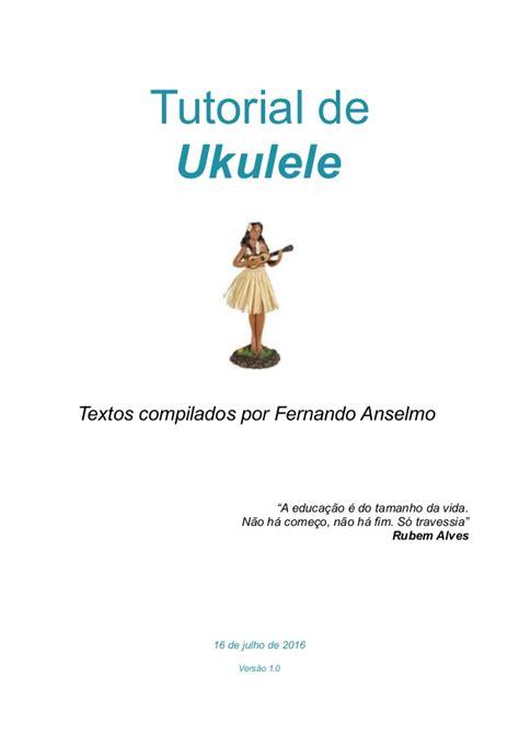 tutorial ukulele tutorial para ukulele
