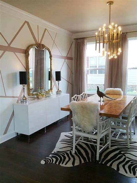 jonathan adler dining room table best 25 cowhide rug decor ideas on cowhide