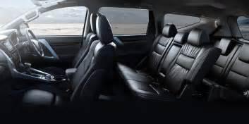 Mitsubishi Pajero Interior Pajero Sport 4x4 Mitsubishi Australia