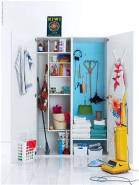 ikea broom closet 1000 images about broom closet ideas on pinterest