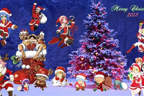 anime christmas wallpaper   awesome hd backgrounds  desktop mobile laptop