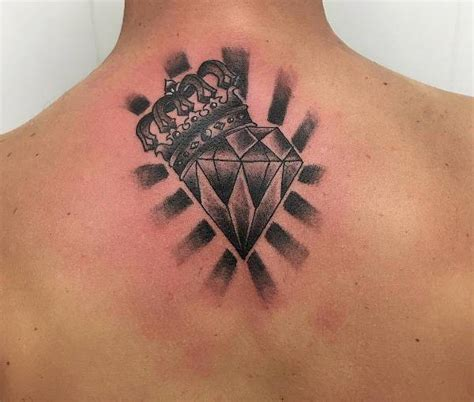 tattoo diamond crown 19 diamond tattoo designs ideas design trends