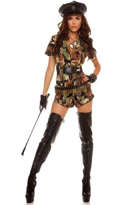 woman soldier costume sexy army costumes for halloween sexy army girl costume