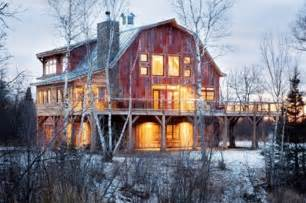 pics of barn homes 20 cozy barn homes you wish you could live in